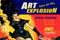 SF Open Studio, Fall 2014